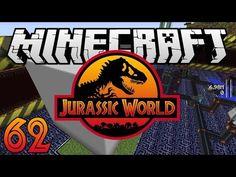"Minecraft: Jurassic World - Ep. 62 - ""Induction Matrix!"" (Rexxit Modpack) - YouTube"