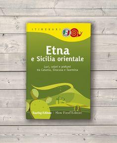 Cover design / Tourist guide / Touring Editore - SlowFood Editore