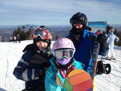 Family and the slopes