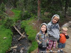 Great Basin Kid Hikes
