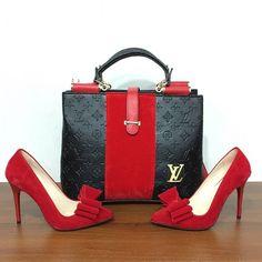 Louis Vuitton - 1399 Ayakkabı, Çanta Kombin