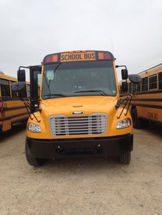 My School Bus that I use to pick up and deliver my students!!!