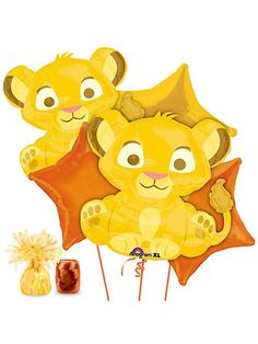 Lion King Balloon Kit -Balloon Kits Party Supplies