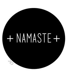 namaste Pretty Words, Cool Words, The Desire Map, Mindfulness Meditation, Letters And Numbers, True Words, Great Quotes, Fun Workouts, Fitness Tips