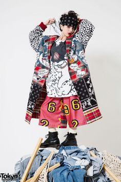 HEIHEI Japanese Fashion Brand by Shohei Kato (17)