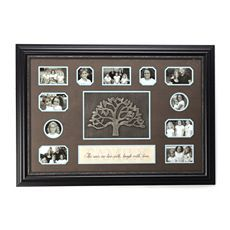 Black Family Tree Collage Frame at Kirkland's