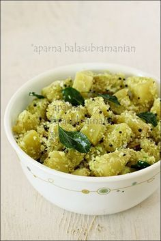 My Diverse Kitchen - Food & Photography From A Vegetarian Kitchen In India : Kadachakka (Sheemachakka) Poduthuval/Thoran (Indian Style Stir-fried Bread Fruit With Coconut