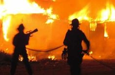 Give Health Care to Firefighters Who Battle Wildfires