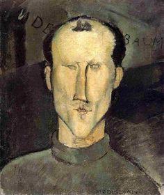 Leon Indenbaum - Amedeo Modigliani