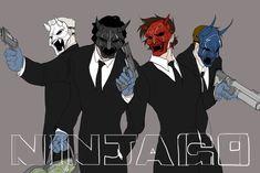 Ninjagopayday2 by Baekim.deviantart.com on @deviantART