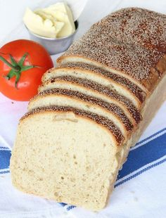 Cooking Bread, Bread Baking, Baked Bakery, Good Food, Yummy Food, Scandinavian Food, Savoury Baking, Food Decoration, Baking Recipes