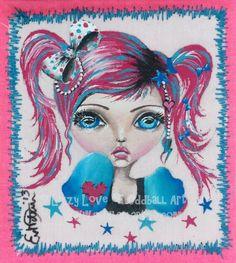 """Raver Girl"" by Lizzy Love"