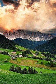 The Dolomites, #Italy