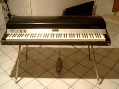 Fender Rhodes Mark-I Stage Electric Piano, When Im Bored, Digital Piano, Gazpacho, Rhodes, Stage, Music Instruments, Electronics, Musical Instruments