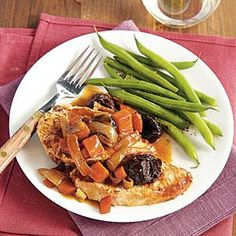 This tender meat makes a textbook slow-cooker meal. Soaked in savory flavors, this dish is a brilliant comfort food.