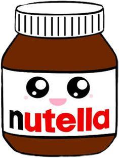 Better Drawing Nutella- better than crack by killercute - Food Kawaii, Griffonnages Kawaii, Arte Do Kawaii, Kawaii Anime, Kawaii Disney, Kawaii Girl Drawings, Cute Food Drawings, Cute Animal Drawings, Doodles Kawaii