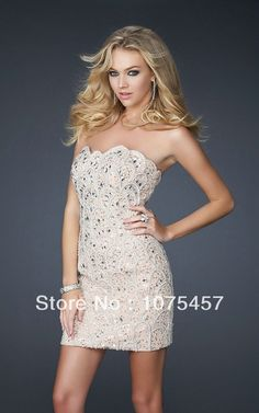 Elegant Lace Cocktail Dresses 2014 New Arrival Pleat with Beading Off the Shoulder Open Back Mini Free Shipping CJ135