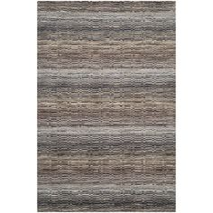 Safavieh Himalaya Grey Stripes Area Rug