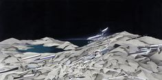 Gallery of The Creative Process of Zaha Hadid, As Revealed Through Her Paintings - 7