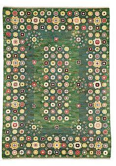 Viimeisimmät uutiset - A great success for design at Modern Art + Design - Bukowskis Rya Rug, Rug Inspiration, Textiles, Scandinavian Art, Rugs On Carpet, Carpets, Bukowski, Tapestry Weaving, Wine And Spirits