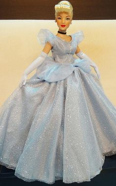 Tonner Disney Cinderella Doll - who wouldn't want a doll like this?