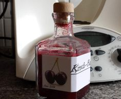 Rezept Kirsch-Balsamico von Kerry92 - Rezept der Kategorie Vorspeisen/Salate