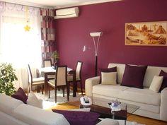 Veszprémben az Egry városrészen 2.emeleti igényesen felújított 54 m2… 1 Couch, Furniture, Home Decor, Settee, Room Decor, Couches, Sofa, Home Interior Design, Sofas