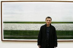 Andreas Gursky - Rhein II, the most expensive photography in the world.