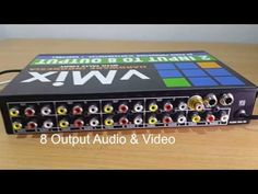 Hardware VMIX Indonesia 2/4 Input with Tally Light...