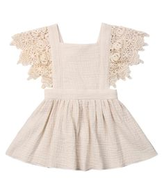 Toddler Girl Lace Solid Party Dress – The Trendy Toddlers Baby Outfits, Little Girl Dresses, Toddler Outfits, Dress Outfits, Kids Outfits, Girls Dresses, Flower Girl Dresses, Toddler Girls, Dress Clothes