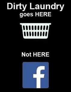 This is to true, I don't even have Facebook and can tell you putting it on face book is like plastering your woes on the news.
