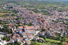 #Vodnjan/Dignano-Town in the sw of Istria-11.7 km from Pula-Elev 135 m…