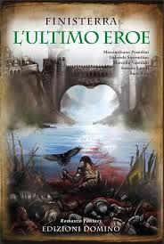 Finisterra fantasy - Copertina Ultimo Eroe www.xomegap.net www.xomegap.net/finisterra