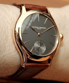 Laurent Ferrier Galet Classic Micro-Rotor Automatic Watch Hands-On