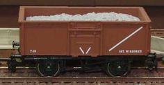 B686  16t steel mineral wagon