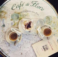 Cafe de Flore | Paris