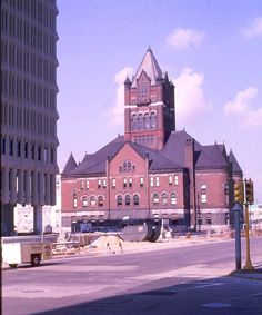 Kent County building - 1966