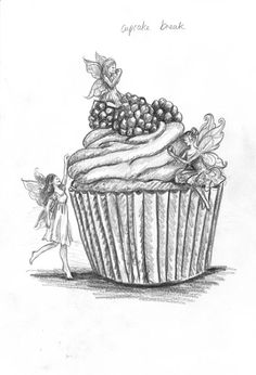 Artist Who Draws Cake : 1000+ images about Drawing on Pinterest Pencil drawings ...