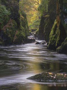 Gorgeous photograph of an enchanting scene in Snowdonia in Wales. Nature both beautiful and haunting, but entirely charming. Calming Photos, Relaxing Pictures, Calming Images, Calming Pictures For Anxiety, Nature Pictures, Cool Pictures, Beautiful Pictures, Fairy Glen, Snowdonia