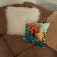 Blue and Brown Pillows Blue Pillow Covers Cushions Throw Turquoise Throw Pillows, Brown Throw Pillows, Old Pillows, Orange Pillows, Cushions, Purple Pillow Covers, Grey Cushion Covers, Decorative Pillow Covers, Dark