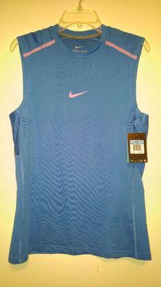 c4137252 Details about NEW Nike Nadal RAFA BULL Premier Sleeveless Tennis Training  Shirt Men's 619446