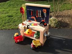 Play Workbench   Do It Yourself Home Projects from Ana White
