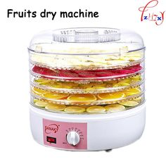 34.96$  Buy here - http://ali0b1.shopchina.info/go.php?t=32708973478 - Household nuts dry machine Fruits and vegetables dehydration drying machine Pet food dryer  #magazine