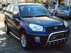 #Toyota #RAV4 Stainless Steel #Chrome Axle Nudge A-Bar, #BullBar 2000-2005 | #eBay