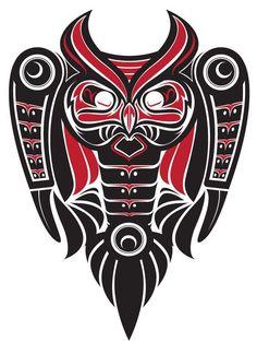 Les Haïdas sont un peuple amérindien de la côte Ouest du Canada  Un totem haïda dans le Thunderbird Park de Victoria (Colombie Britannique). Ils sont notamment connus pour leurs totems, leurs sculptures traditionnelles et leur art graphique en général.