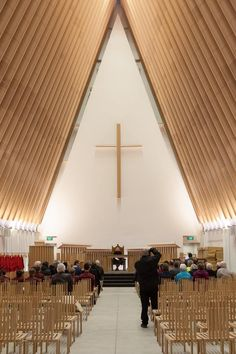 The Cardboard Cathedral by Shigeru Ban | Christchurch, New Zealand