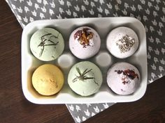 HOMEMADE: Copycat Lush Bath Bombs in Easter Egg Shapes — Bare Root