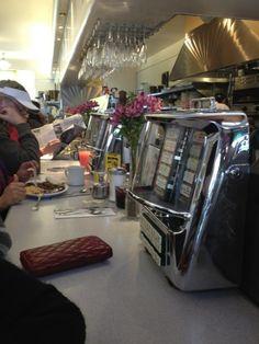 Bette's Oceanview Diner in Berkeley.