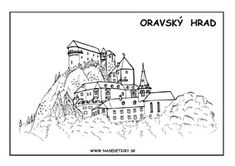 Oravský hrad World Thinking Day, Activities For Kids, Teaching, Education, Memes, Blog, Geography, Projects, Kid Activities