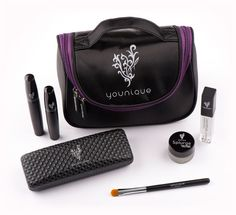 Get this AMAZING deal today!! Includes: * 3D Lashes * Tenacious Splurge Cream Eye Shadow * Cream Shadow Brush * Loyal Lucrative Lip Gloss * Amazingly fun Younique Make-Up Bag ALL FOR ONLY $75!! THAT'S A BARGAIN!!!! https://www.youniqueproducts.com/KiayaDobbins/products/kudos#.VYLytEaLWu4